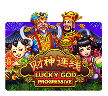 Lucky God Progressive
