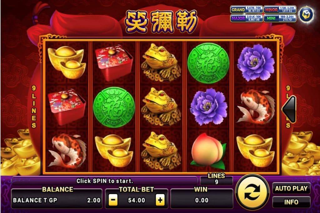 เกม Happy Buddha รีวิว