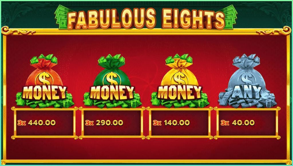 Fabulous Eights