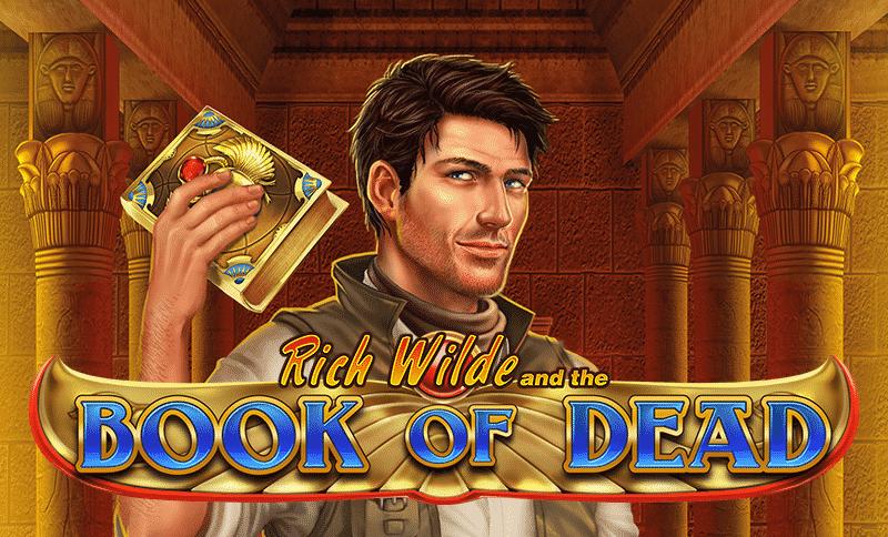 รีวิวเกมสล็อต Book of Dead