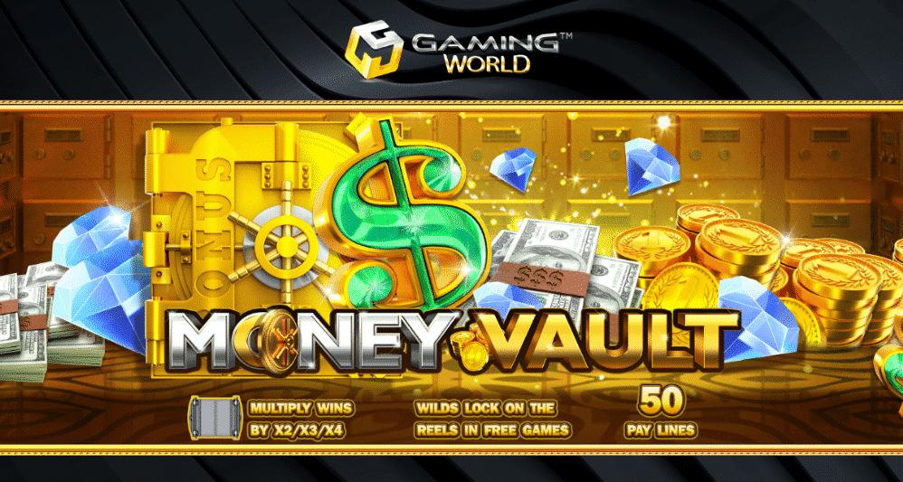 รีวิวเกมสล็อต Money Vault