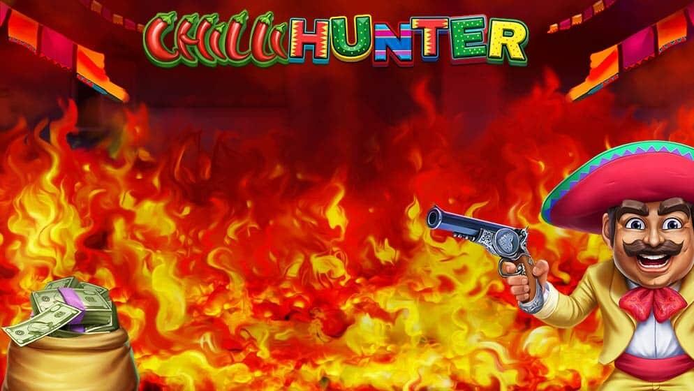 รีวิวเกมสล็อต Chilli Hunter