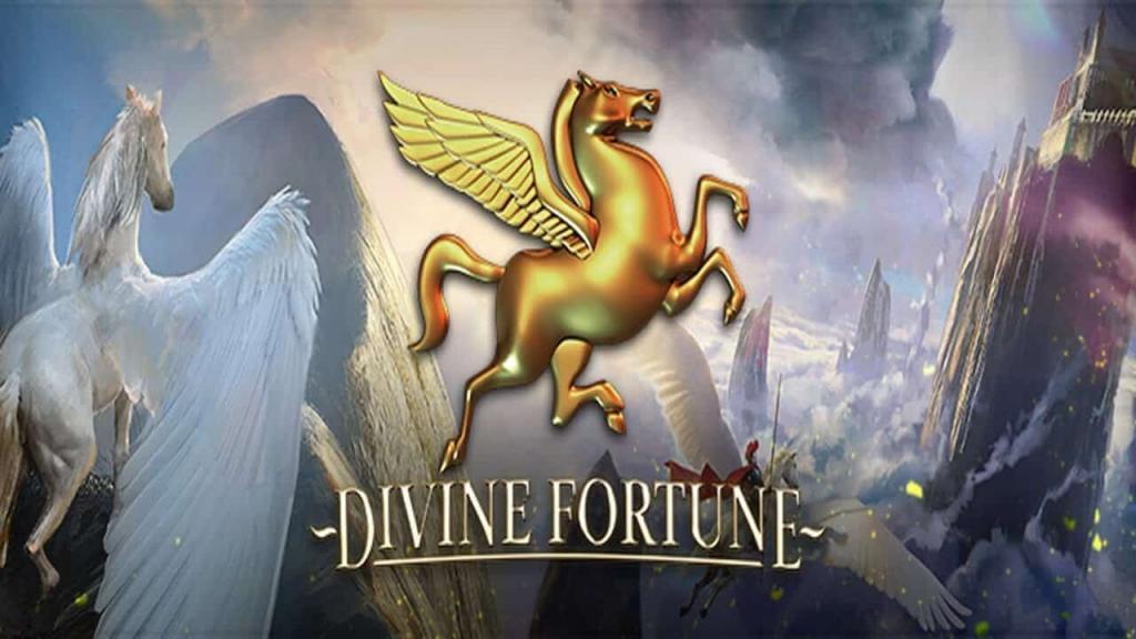 รีวิวเกมสล็อต Divine Fortune