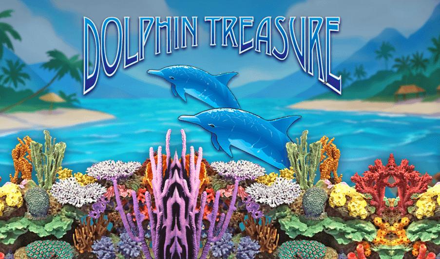 รีวิวเกมสล็อต Dolphin Treasure
