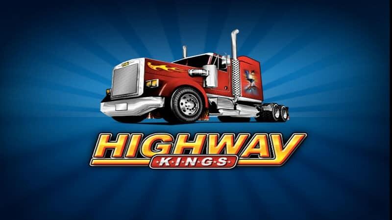 รีวิวเกมสล็อต Highway Kings Jp