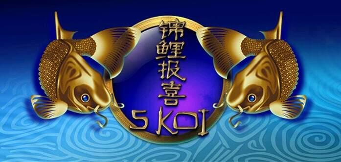 รีวิวเกมสล็อต 5 Koi