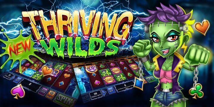 Thriving Wilds Live22