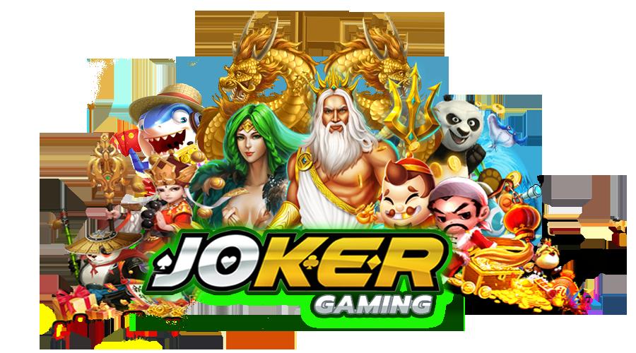 สล็อตออนไลน์ที่ 1 JOKER GAMING